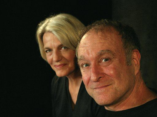 Laura Jorgensen and Fred Curchack at Undermain Theatre in Dallas in 2007
