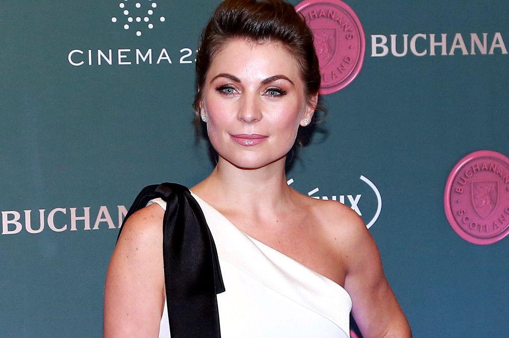 La actriz Ludwika Paleta confirmó su segundo embarazo. / AGENCIA REFORMA