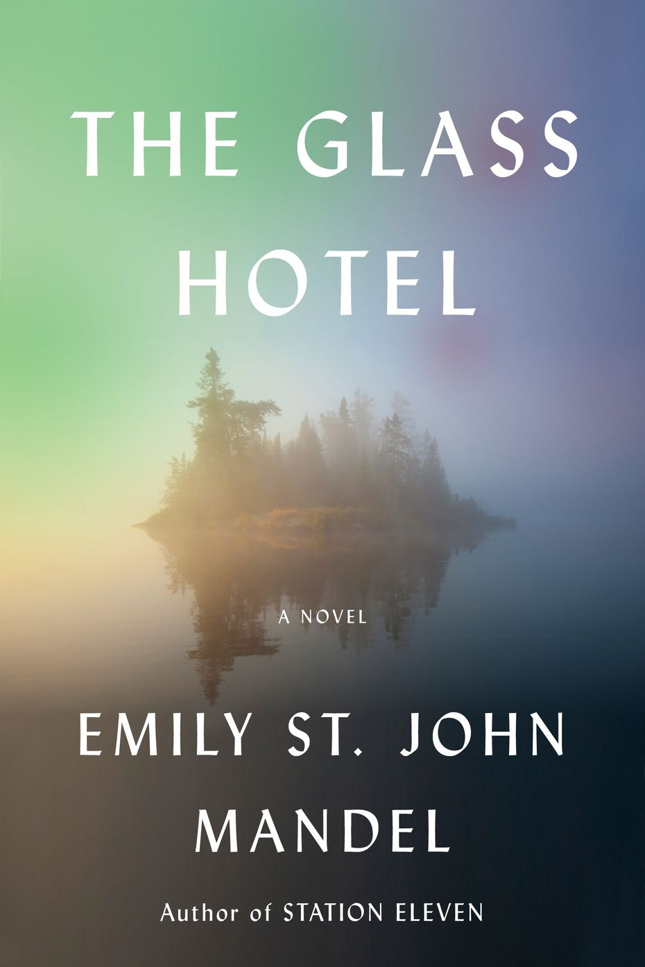 """The Glass Hotel"" by Emily St. John Mandel is about a financial scandal involving a Ponzi scheme in the Bernie Madoff mold."