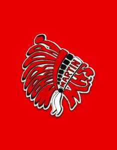 The Arlington Martin High School logo featuring a Native American will no longer be used.