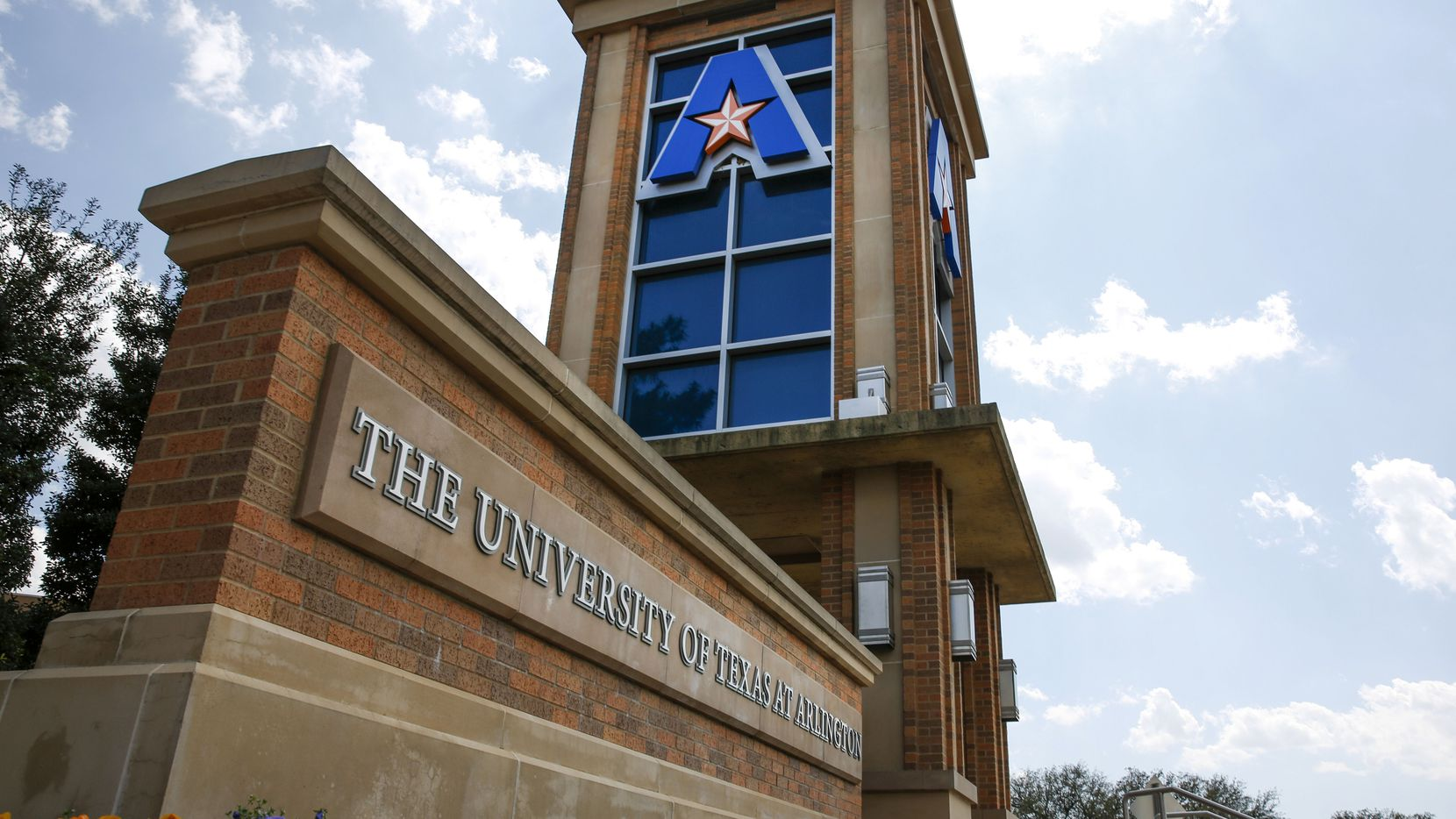 University of Texas Arlington on April 4, 2019 in Arlington, Texas.