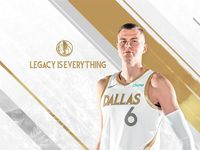 For nearly a century, a Pegasus has stood watch over Downtown Dallas, and has become an emblem of growth and prosperity. This season, the Dallas Mavericks are invoking the power of the Pegasus, cast in brilliant shades of silver and gold, a nod to the 2011 Championship.