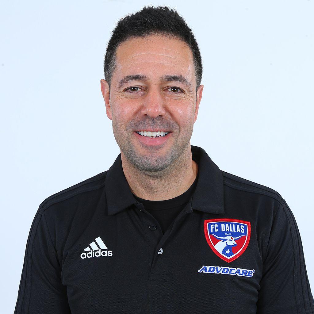 Luiz Muzzi estuvo en Dallas hasta 2018. Foto archivo FC Dallas