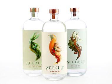 Seedlip distilled nonalcoholic spirits