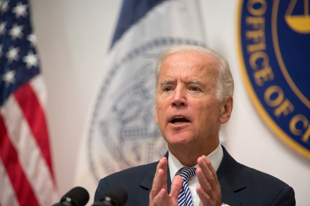 Vice President Joe Biden announced federal funding to reduce the backlog of rape kits across the country last week. (AP)