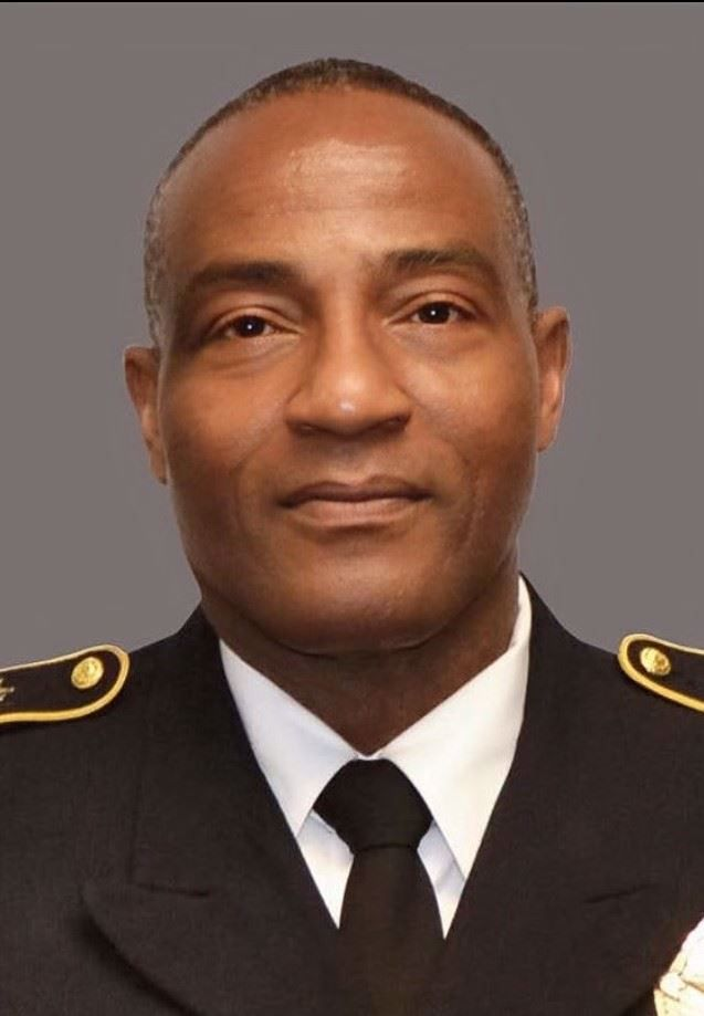 Plano Police Chief Ed Drain