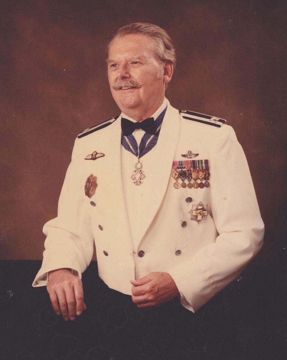 Col. Richard C. Harris