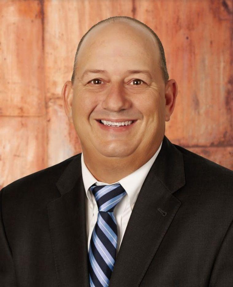 Rick Dubec of Mycon General Contractors.