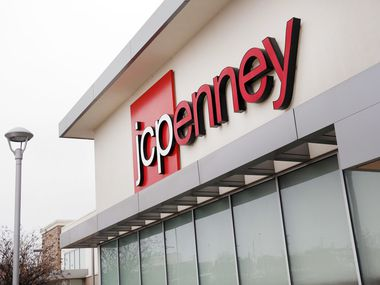 The J.C. Penney at Timber Creek Crossing in Northeast Dallas has not yet reopened after being closed since mid-March due to the pandemic.