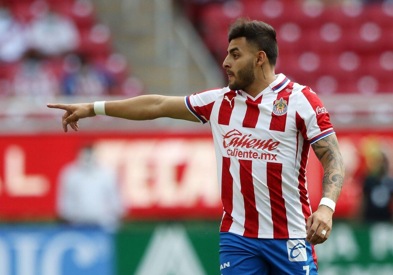 El delantero de Chivas, Alexis Vega, hace responsable a los jugadores por el mal paso del club.