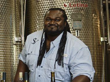 Winemaker Michael McClendon runs Sage's Vintage custom crush facility in East Texas.