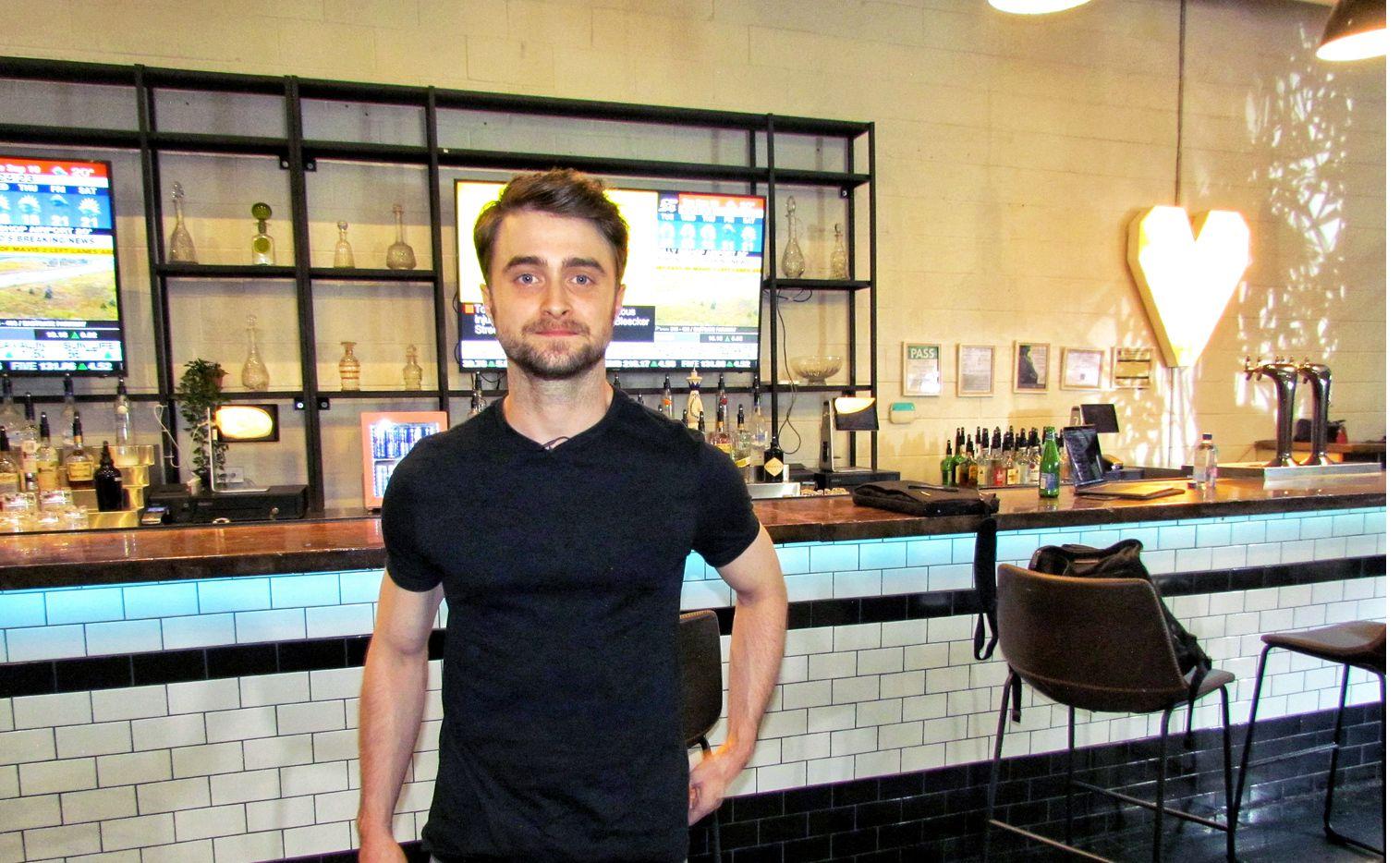 Aunque es figura de primer orden en las redes sociales, Daniel Radcliffe se mantiene firme en su decisión de ser 100 por ciento privado.