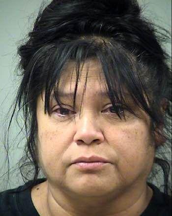 Sylvia Vásquez. Foto cortesía del Departamento de Policía de San Antonio.