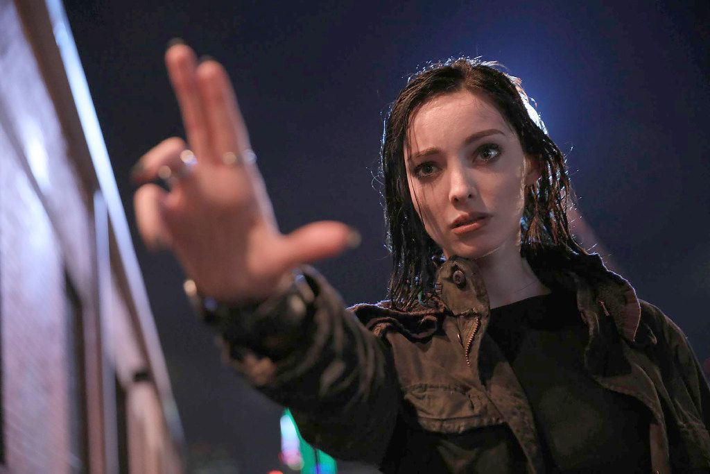 Emma Dumont stars in The Gifted, which will debut on Monday, Oct. 2, on FOX.