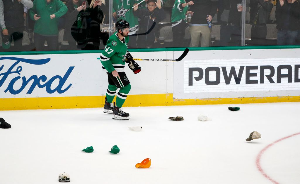 Stars' Best of the Season: Alexander Radulov turns the season around with hat trick vs. Wild
