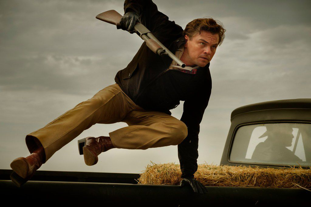 Leonardo DiCaprio stars in Once Upon a Time ... in Hollywood.