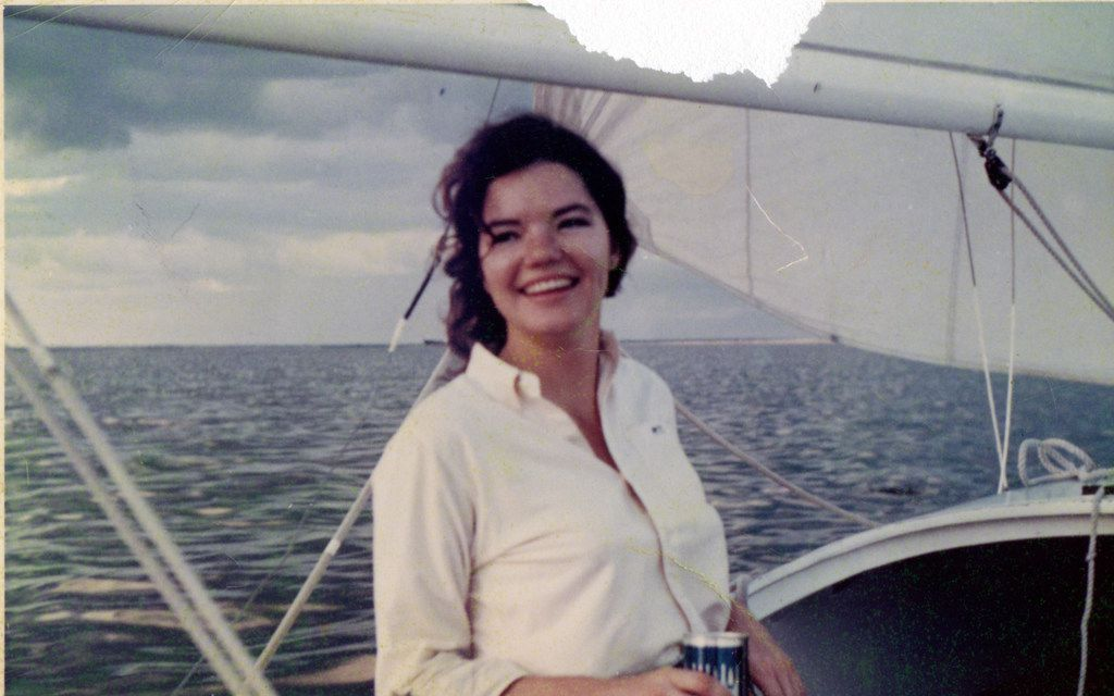 A young Molly Ivins is depicted as part of the new documentary Raise Hell.
