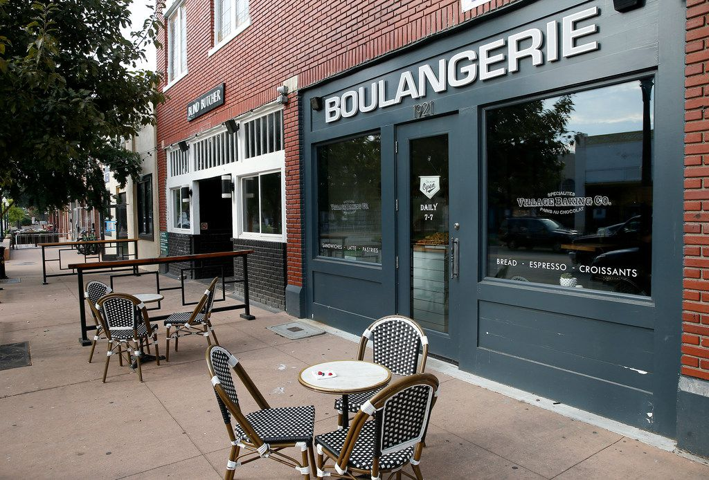 Village Baking Co. in Dallas, Wednesday, Sept. 27, 2017. (Jae S. Lee/The Dallas Morning News)