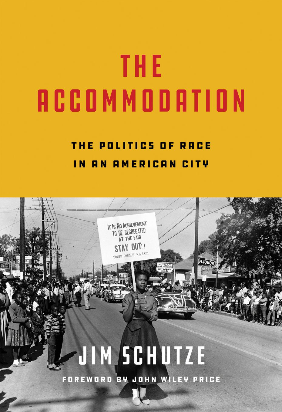 First published in 1987, 'The Accommodation,' by Jim Schutze, was recently reissued by Dallas' Deep Vellum.