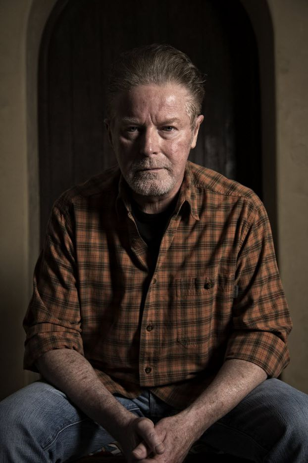 Don Henley at his Dallas home in 2015