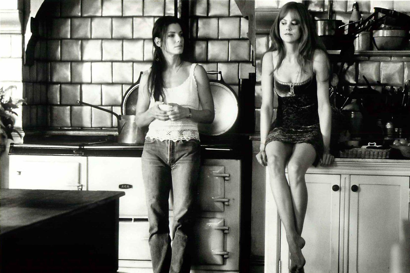 Sandra Bullock and Nicole Kidman in the 1998 film version of Practical Magic.   (Suzanne Tenner/Warner Bros.)