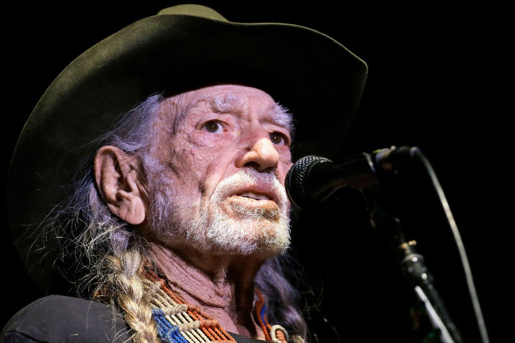 FILE - In this Jan. 7, 2017, file photo, Willie Nelson performs in Nashville, Tenn. Nelson and Bob Dylan are set to perform on a tour based off the country icon's curated Outlaw Music Festival. The Outlaw Music Festival Tour will play six cities, including New Orleans and Dallas, from July 1 to July 16. (AP Photo/Mark Humphrey, File)