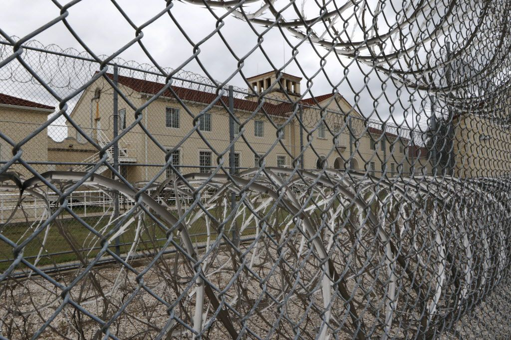 The Federal Correctional Institution located at 3150 Horton Rd. in Fort Worth, Texas. . Shot on Tuesday, November 22, 2016. (David Woo/The Dallas Morning News)