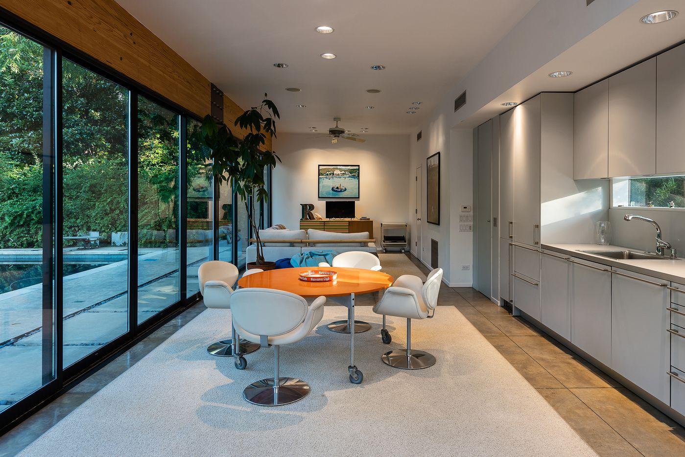 A look at the property at 5036 Seneca Drive in Dallas.