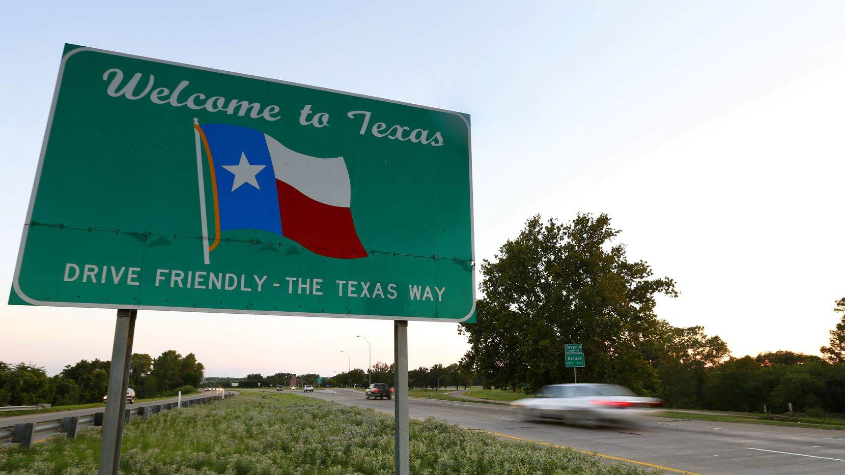 More than a half-million people a year are moving to Texas, many from California, Florida, Louisiana and Illinois.