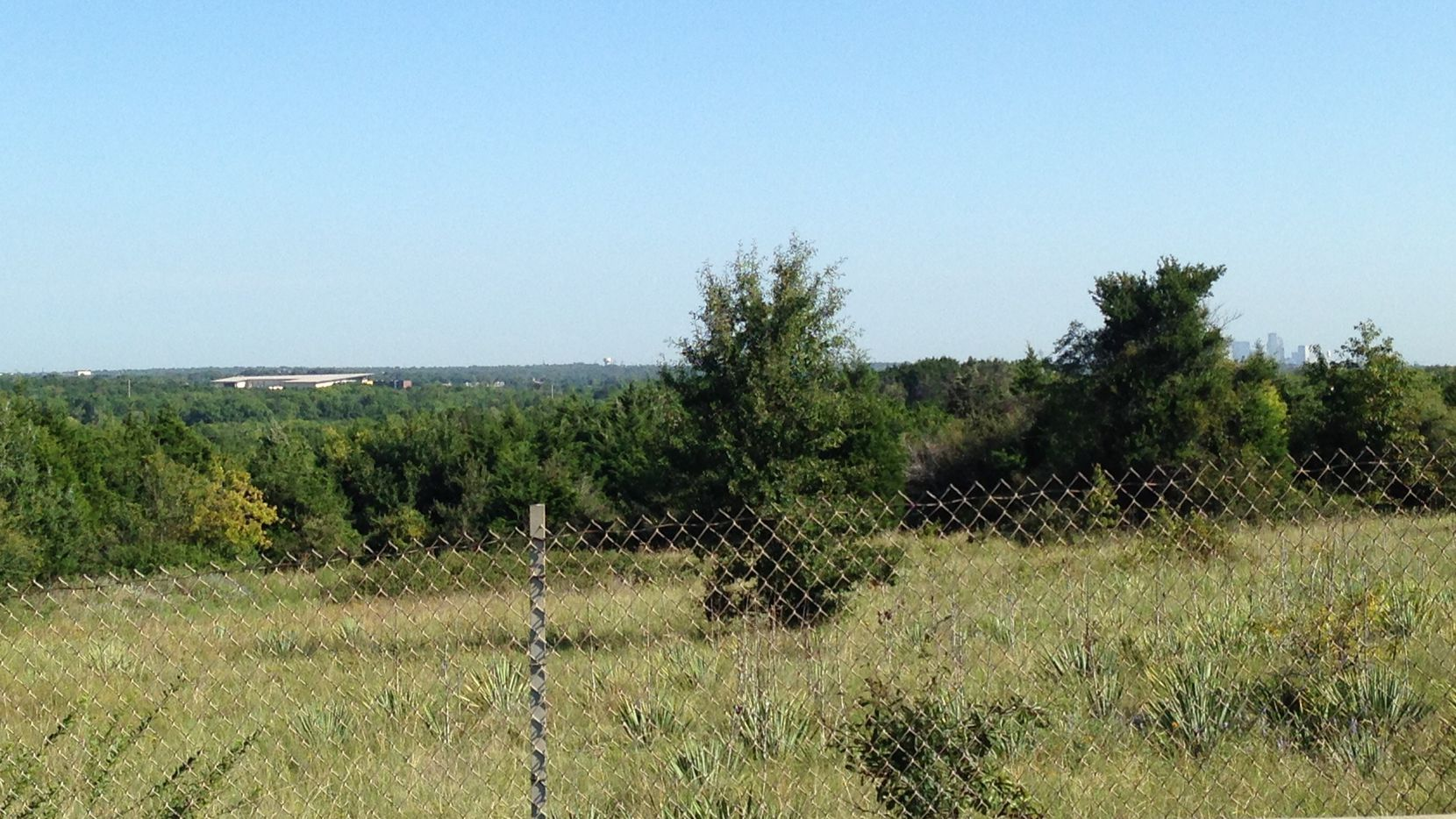 The 275-acre development site is on I-20 and Lancaster Road.