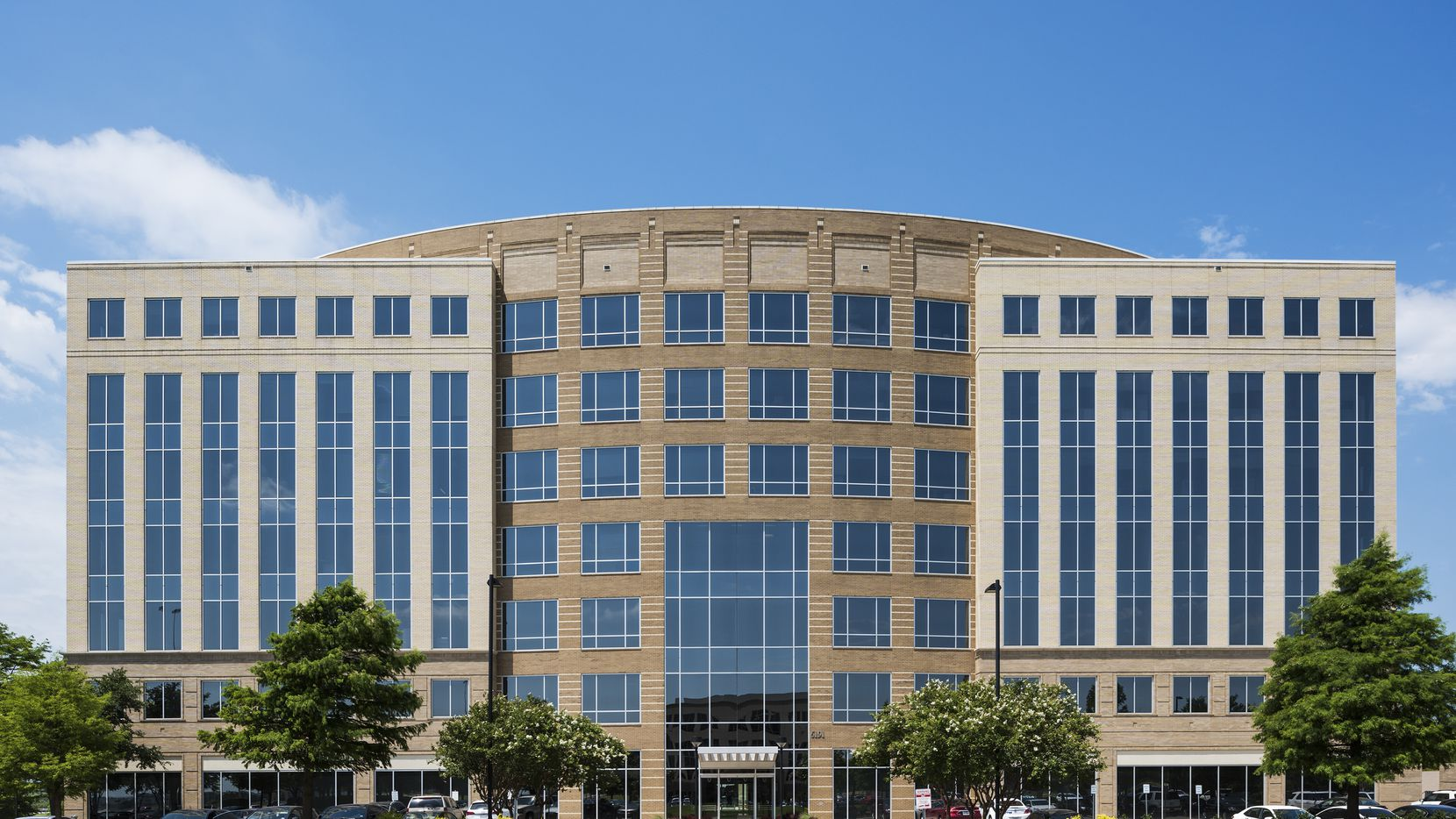 PenFed Credit Union is taking space the Las Colinas Highlands building.