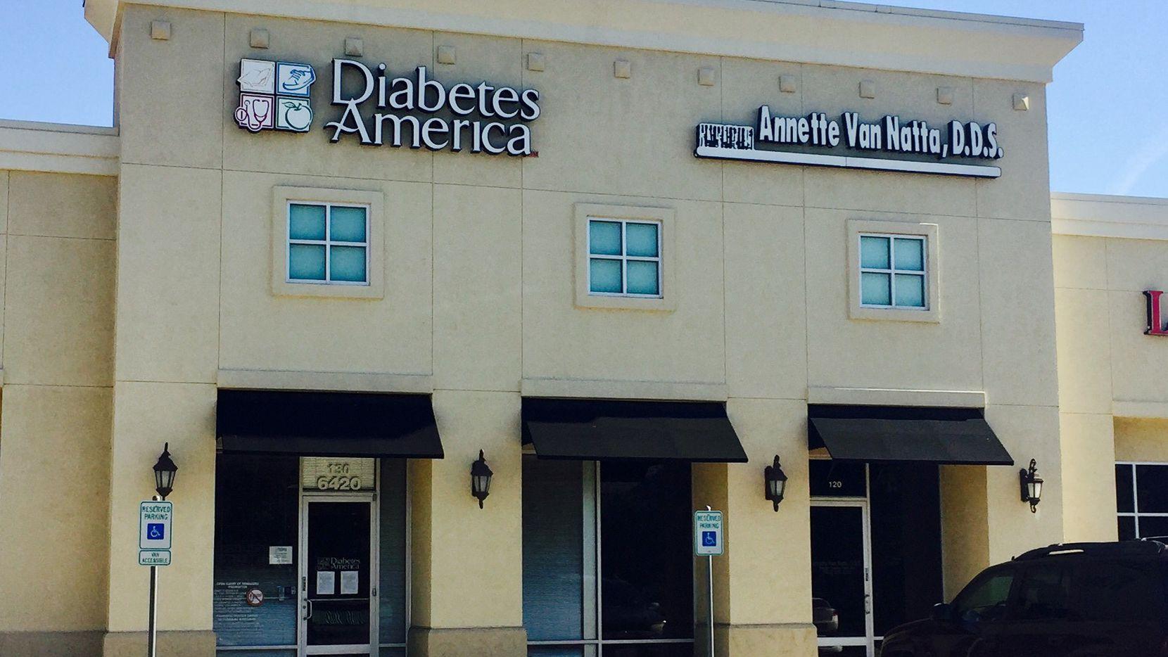 diabetes america pearland
