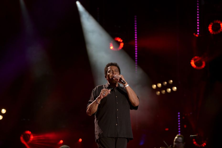 Charley Pride performed during the 2018 CMA Music festival at Nissan Stadium in June 2018 in Nashville.
