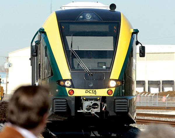 """The next-generation A-line trains """"bridge the gap"""" for communities that want commuter rail but can't have light rail, one official said."""