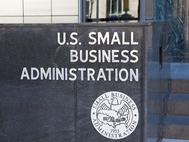 The U.S. Small Business Administration office has received some backlash in the past week after making an aggressive marketing push for more applicants to two grant programs while some applicants have been waiting on funding for months.
