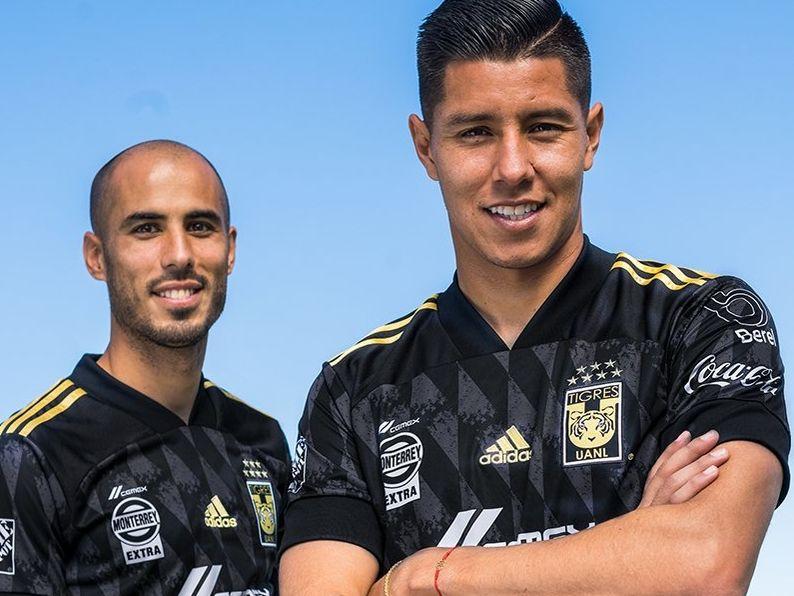 Tigres tiene nuevo uniforme en color negro.