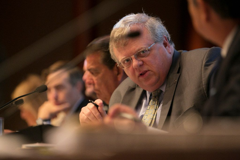 Houston state Sen. Paul Bettencourt has tried recently to fix the state's property tax system, without success.