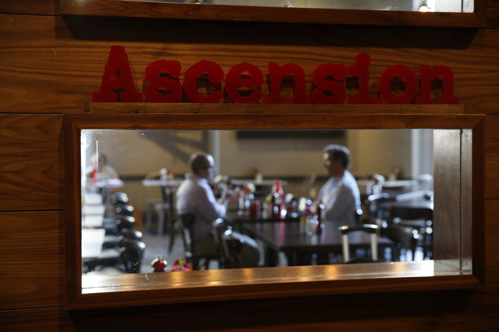 Ascension Coffee Roasters at The Crescent  in Dallas, TX June 28, 2016.  (Nathan Hunsinger/The Dallas Morning News)