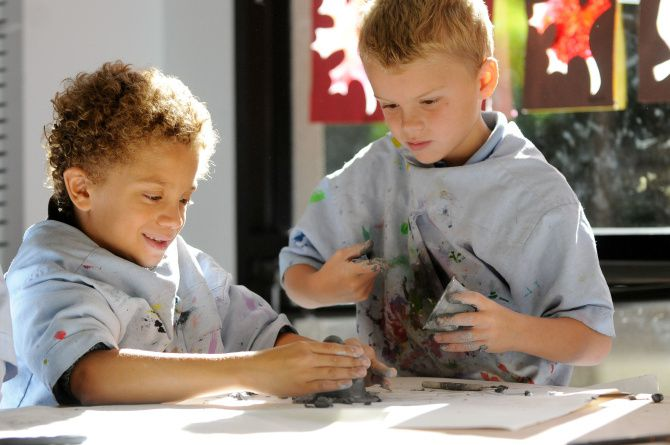 Arts and crafts will be available for kids at some Irving libraries, but they're also something you can do at home to entertain your family.