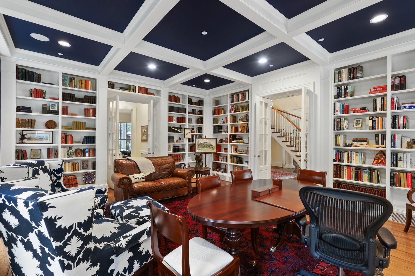 Take a look inside the home at 3825 Potomac Ave. in Highland Park.