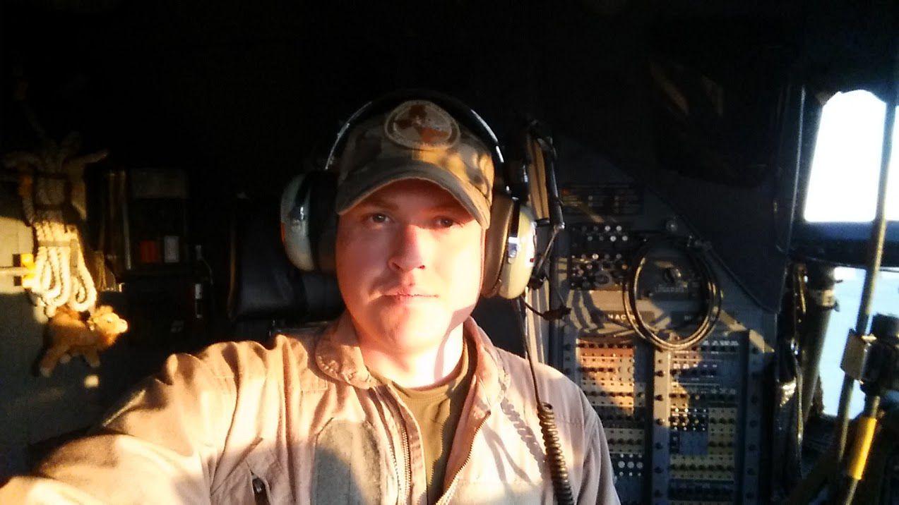 Staff Sgt. Joshua Snowden