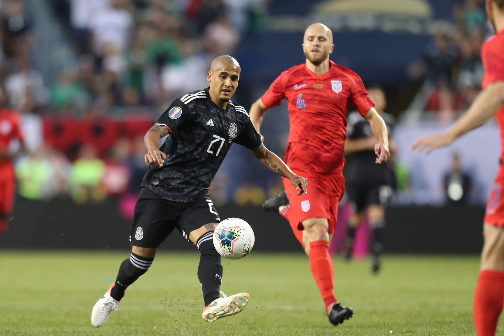 México venció 1-0 aEstados Unidos en la final de la Copa Oro 2019. Foto de Omar Vega para Al Día
