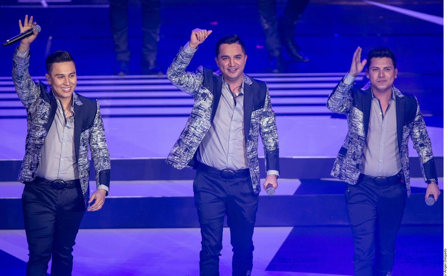 Josi Cuén (centro) decidió salirse de la agrupación en enero de este año, pero acordó con Fernando Camacho, dueño y director, que sería hasta marzo que lo harían público.
