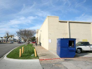 Daniel Slusser was found dead at a strip mall in west Oak Cliff the morning of Nov. 20.