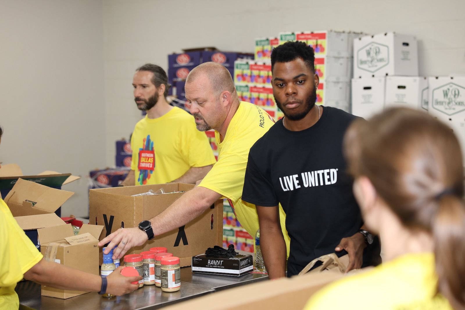 Since the 1970s, the PepsiCo Giving Campaign has provided a way for its employees to give back to communities while engaging with one another as co-workers.