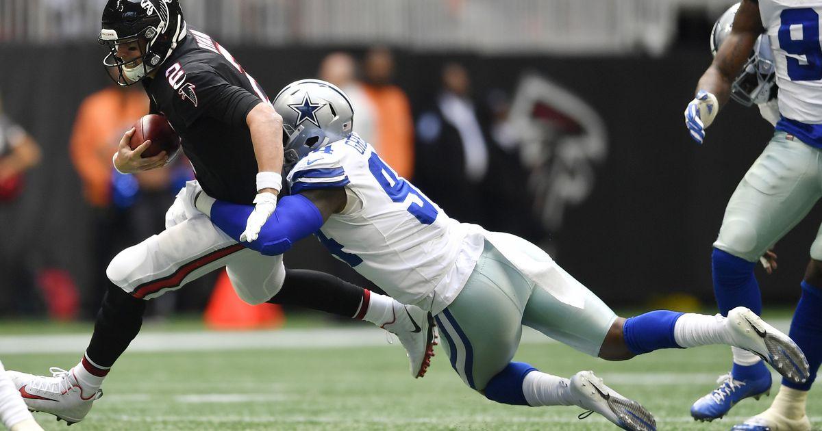 Ezekiel Elliott, Jaylon Smith praise DE Randy Gregory ahead of possible return to the Cowboys' rotation