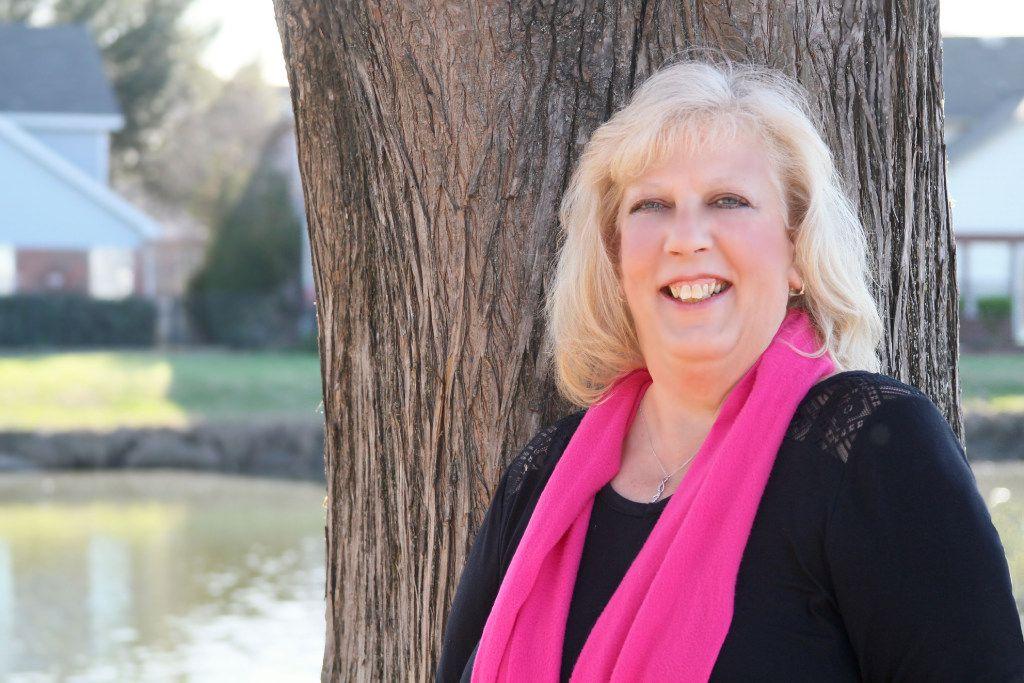 Cathy Strathmann, candidate for Flower Mound mayor