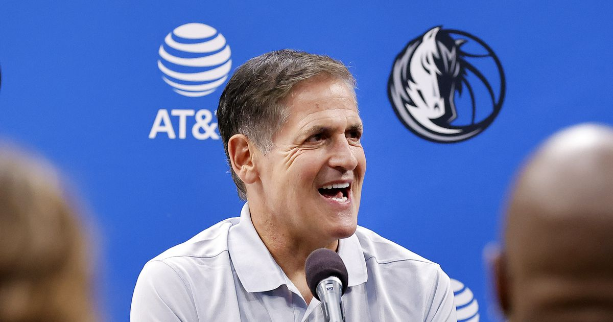 Mavs' introduction of new GM, coach made one thing clear: Mark Cuban is still in charge around here
