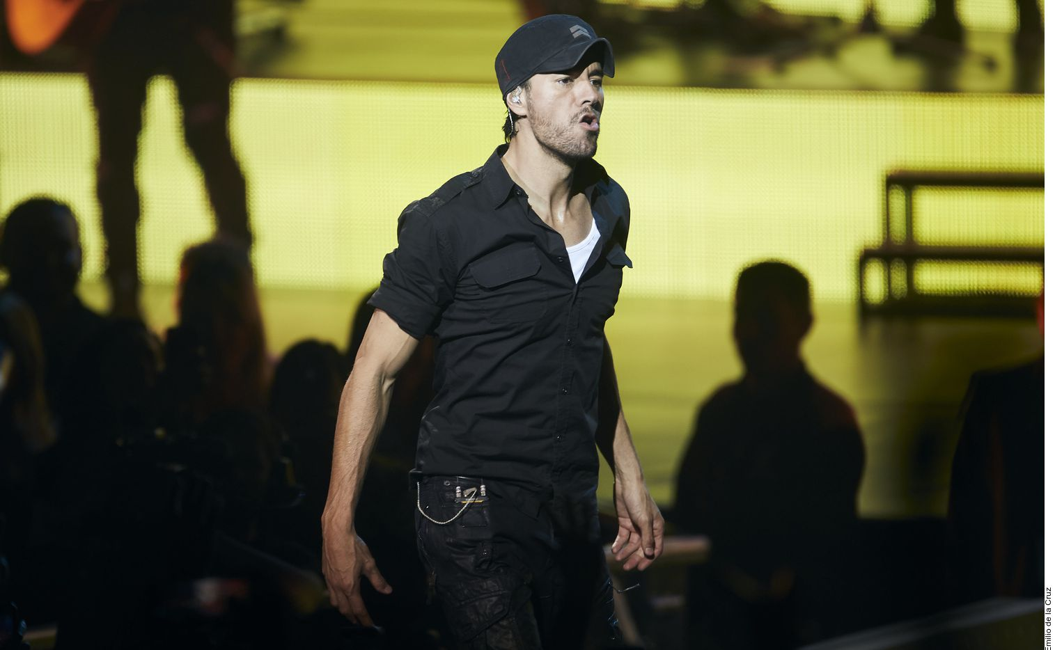 "Enrique Iglesias recibirá el premio ""Billboard Top Latin Artist of All Time""."