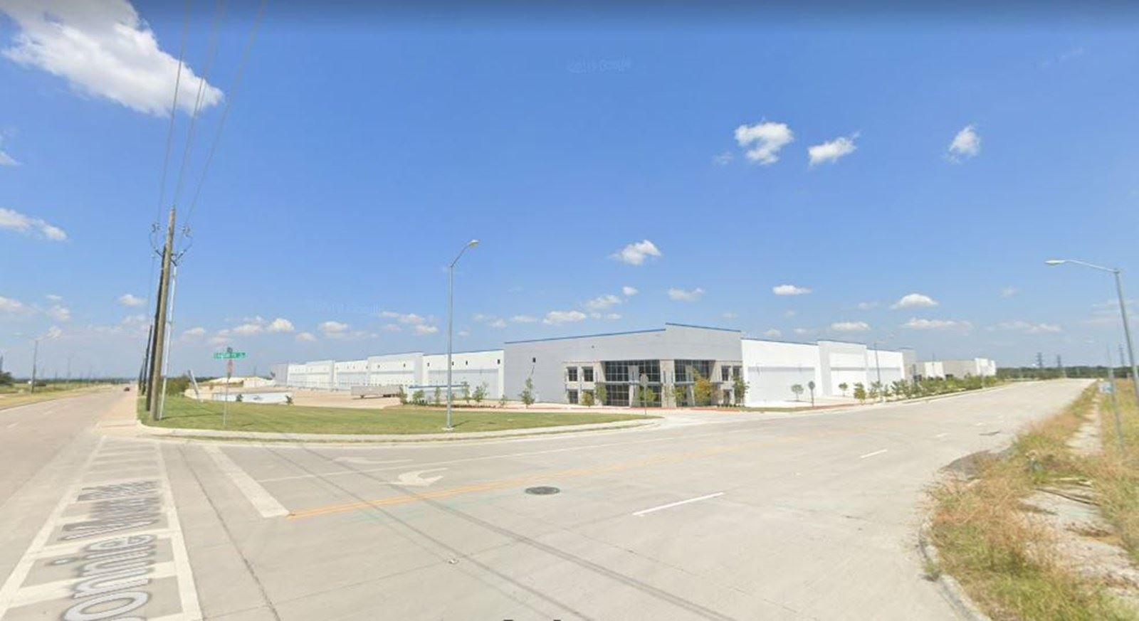 NFI Industries recently did a big distribution lease with Ocean Spray in its southern Dallas warehouse.